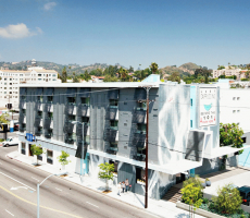 Bilder från hotellet Best Western Plus Hollywood Hills - nummer 1 av 12