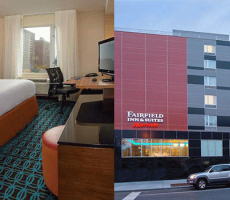 Bilder från hotellet Fairfield Inn & Suites New York Manhattan/Downtown - nummer 1 av 7