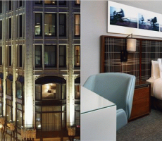Bilder från hotellet The Godfrey Hotel Boston - nummer 1 av 36