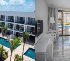 Bilder från hotellet Platinum Yucatan Princess All Suites Spa - nummer 1 av 108