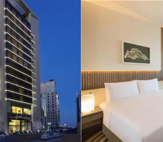Bilder från hotellet Double Tree by Hilton Doha - Old Town - nummer 1 av 40