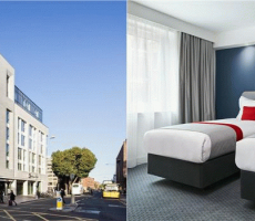 Bilder från hotellet Holiday Inn Express Dublin City Centre - nummer 1 av 34