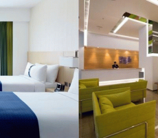 Bilder från hotellet Holiday Inn Express Kowloon East - nummer 1 av 3