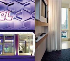 Bilder från hotellet Yotel New York at Times Square - nummer 1 av 24