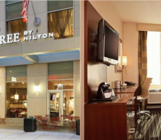 Bilder från hotellet DoubleTree by Hilton New York Downtown (ex. Double - nummer 1 av 13