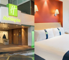 Bilder från hotellet Holiday Inn - nummer 1 av 8