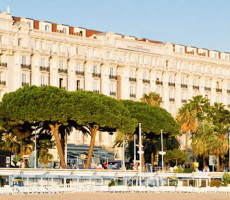 Bilder från hotellet Intercontinental Carlton Cannes - nummer 1 av 20