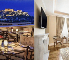Bilder från hotellet King George, a Luxury Collection Hotel, Athens - nummer 1 av 43