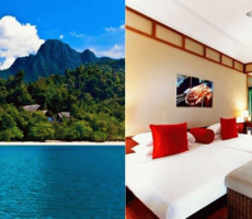 Bilder från hotellet The Andaman Langkawi Resort a Luxury Collection (e - nummer 1 av 14