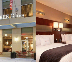 Bilder från hotellet DoubleTree by Hilton New York City - Financial Dis - nummer 1 av 12