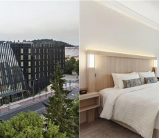 Bilder från hotellet Courtyard by Marriott Vilnius City Center - nummer 1 av 52