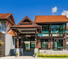 Bilder från hotellet Hive khao Lak Beach Resort (ex Khao Lak Diamond Beach Resort and Spa - nummer 1 av 8