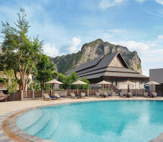 Bilder från hotellet dusitD2 Ao Nang Krabi (ex Vogue Resort and Spa Ao Nang) - nummer 1 av 16