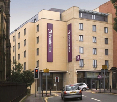 Bilder från hotellet Premier Inn Edinburgh Central (Lauriston Place) - nummer 1 av 11