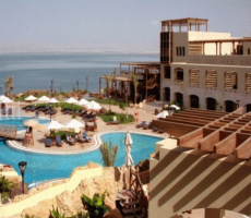 Bilder från hotellet Dead Sea Marriott Resort & Spa (ex Jordan Valley M - nummer 1 av 10