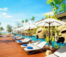 Bilder från hotellet SENTIDO Graceland Khao Lak Resort and SPA - nummer 1 av 12