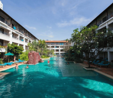 Bilder från hotellet DoubleTree by Hilton Phuket Banthai Resort (ex Banthai Beach Resort and Spa) - nummer 1 av 20