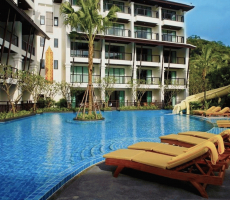 Bilder från hotellet Centara Anda Dhevi Resort and Spa Krabi - nummer 1 av 15