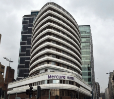 Bilder från hotellet Mercure Liverpool Atlantic Tower Hotel (ex Atlanti - nummer 1 av 13