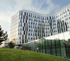 Bilder från hotellet Courtyard by Marriott Vienna Prater Messe - nummer 1 av 12