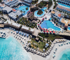 Bilder från hotellet Radisson Blu Beach Resort Milatos Crete - nummer 1 av 20