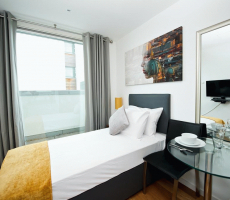 Bilder från hotellet Staycity Aparthotels London Heathrow - nummer 1 av 22
