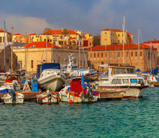 Reseguide till Chania