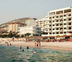 Bilder från hotellet Saranda International - nummer 1 av 6