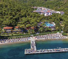 Bilder från hotellet Grand Yazici Club Turban - nummer 1 av 26