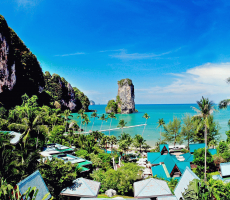 Bilder från hotellet Centara Grand Beach Resort & Villas Krabi - nummer 1 av 32