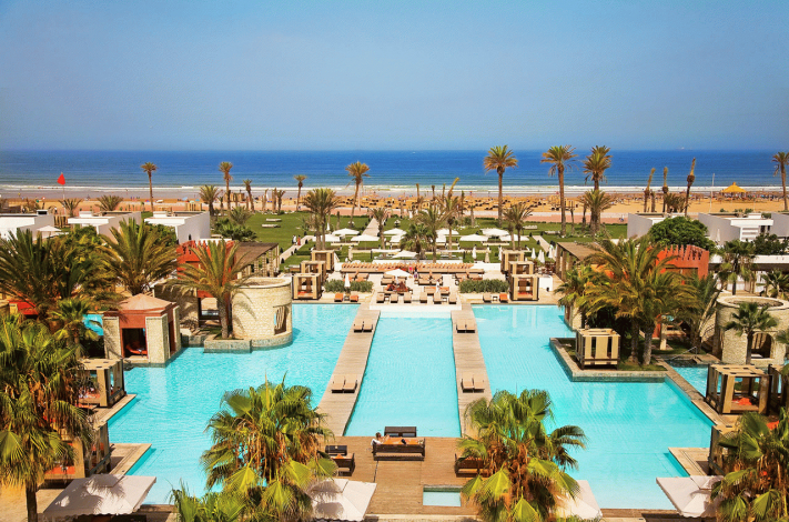 Bilder från hotellet Sofitel Agadir Royal Bay Resort - nummer 1 av 41