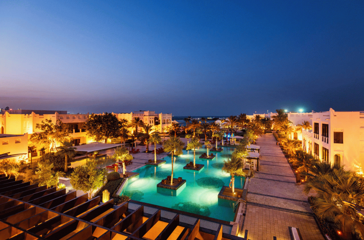 Bilder från hotellet Sharq Village and Spa Hotel - nummer 1 av 39
