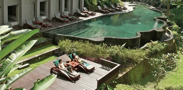 Bilder från hotellet Maya Ubud Resort And Spa - nummer 1 av 18