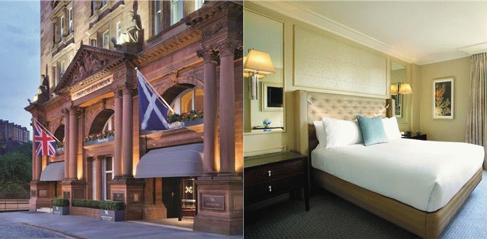 Bilder från hotellet Waldorf Astoria Edinburgh - The Caledonian - nummer 1 av 91