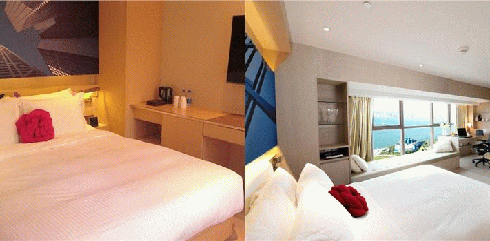 Bilder från hotellet Butterfly on Waterfront Boutique Hotel Sheung Wan - nummer 1 av 48