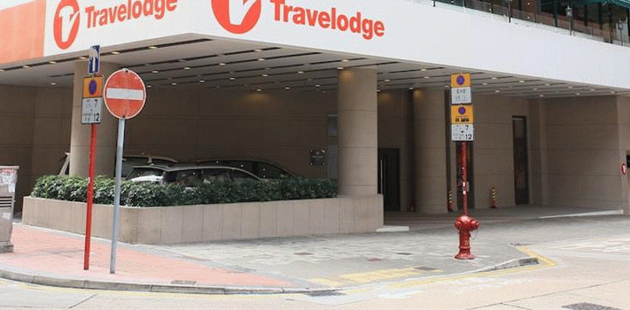 Bilder från hotellet Travelodge Kowloon - nummer 1 av 25
