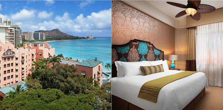 Bilder från hotellet The Royal Hawaiian, a Luxury Collection Resort, Wa - nummer 1 av 85