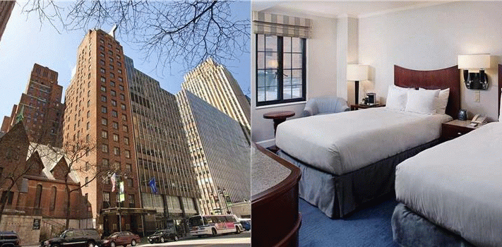 Bilder från hotellet Westgate New York Grand Central (ex:Westgate New Y - nummer 1 av 15