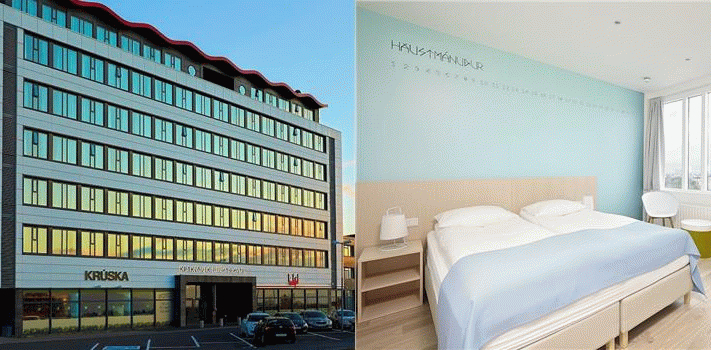 Bilder från hotellet Reykjavik Lights by Keahotels - nummer 1 av 41