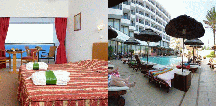 Bilder från hotellet Cook's Club City Beach Rhodos - nummer 1 av 21