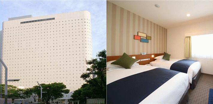 Bilder från hotellet Shinjuku Washington Hotel Main - nummer 1 av 33