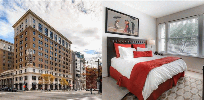 Bilder från hotellet Global Luxury Suites at The White House - nummer 1 av 48
