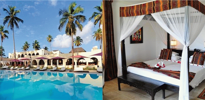 Bilder från hotellet Dream of Zanzibar - nummer 1 av 15