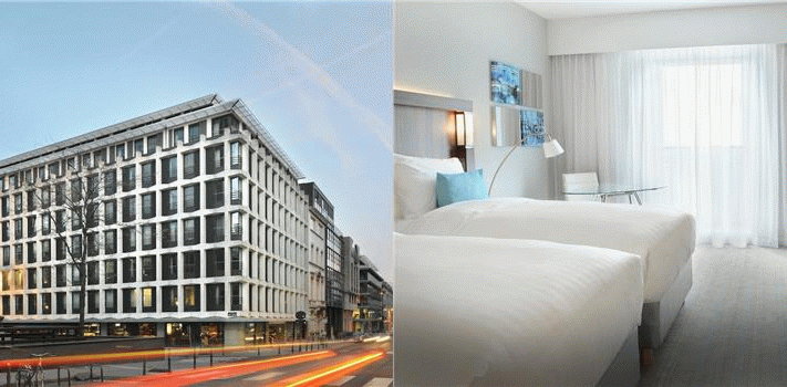 Bilder från hotellet Courtyard by Marriott Brussels EU - nummer 1 av 41