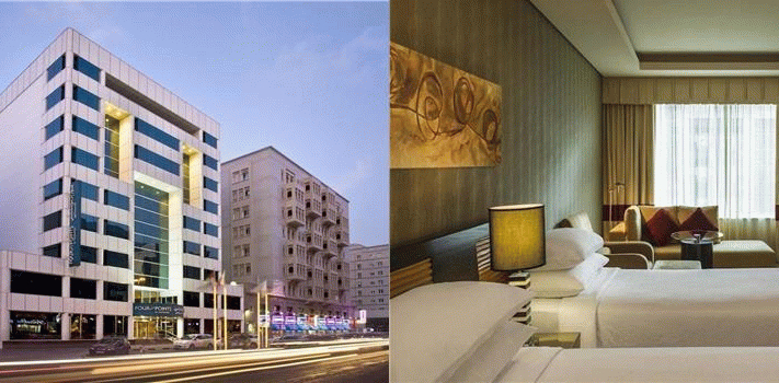 Bilder från hotellet Four Points by Sheraton Bur Dubai - nummer 1 av 15