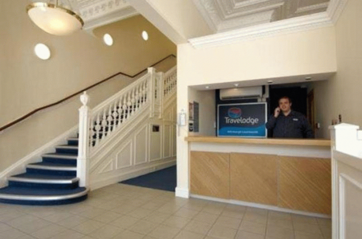 Bilder från hotellet Travelodge Edinburgh Learmonth - nummer 1 av 16