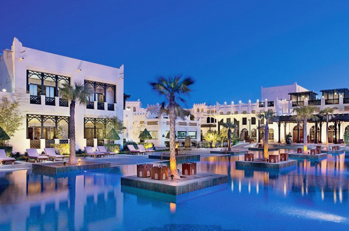 Bilder från hotellet Sharq Village & Spa - nummer 1 av 17