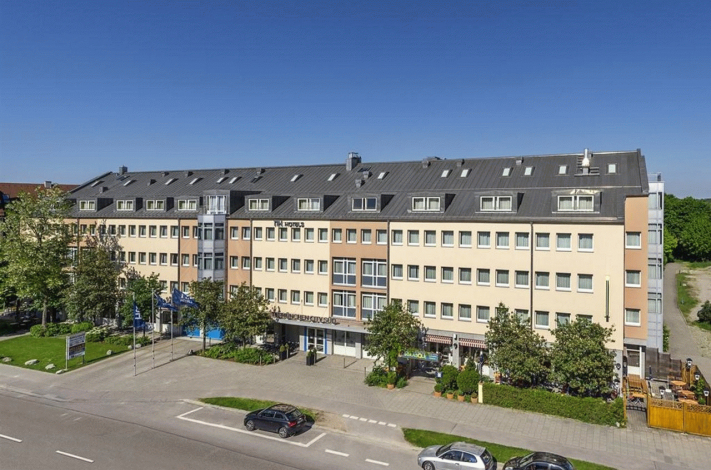 Bilder från hotellet NH Munchen City Sud (ex NH Munchen am Ring) - nummer 1 av 16