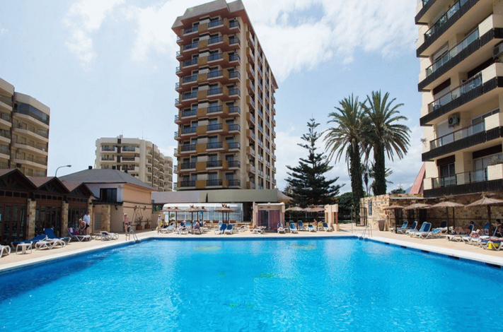 Bilder från hotellet Occidental Fuengirola (ex Las Piramides) - nummer 1 av 13