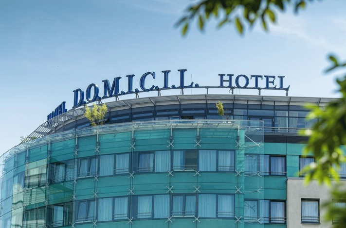 Bilder från hotellet Domicil Berlin By Golden Tulip - nummer 1 av 11